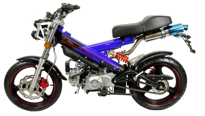 SACHS BIKES  MadAss 125 RE