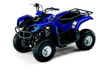 Yamaha Grizzly 80 G