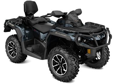Квадроцикл BRP Can-am OUTLANDER MAX 1000R LTD   (2018)