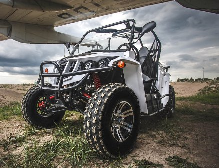 APPLESTONE  Applestone UTV 150 x-high (2017)